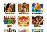 LuckyMe Slots udvalg af spilleautomater