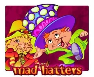 Mad Hatters Logo Hattemagere