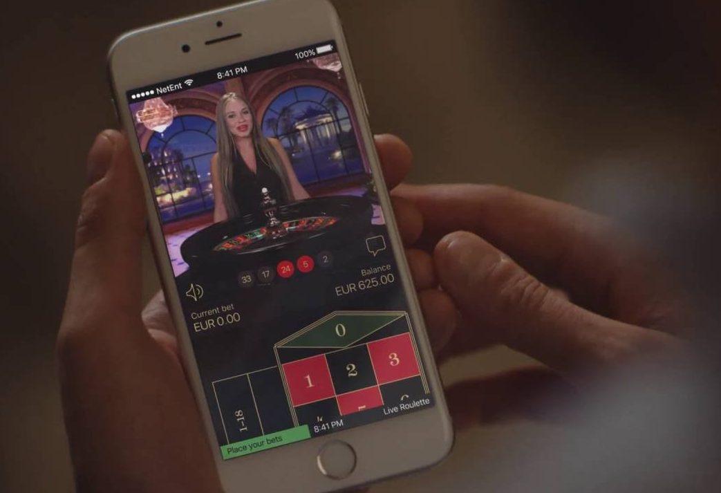 Live Casino På Smartphone