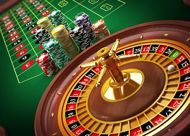 Roulette Hjul i Casino