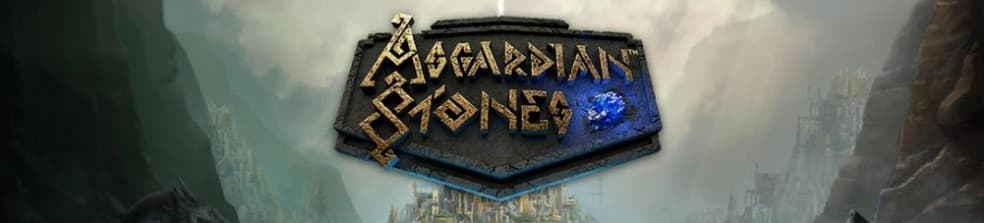 Asgardian Stones spilleautomat banner