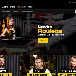 Bwin Live Casino side