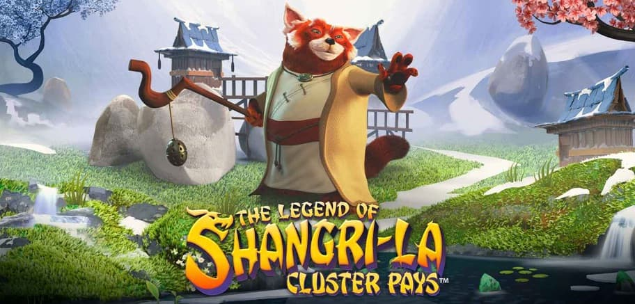 The Legend of Shangri La banner