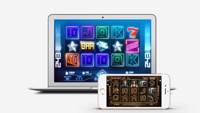 Casino Classic computer og mobil