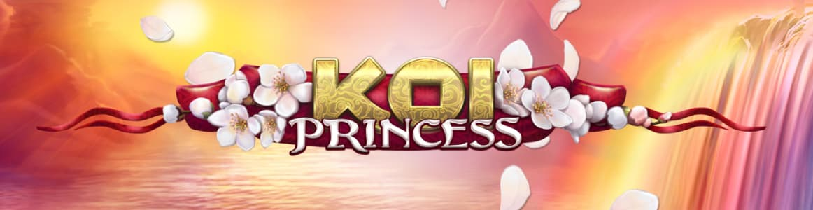 Koi Princess slot banner