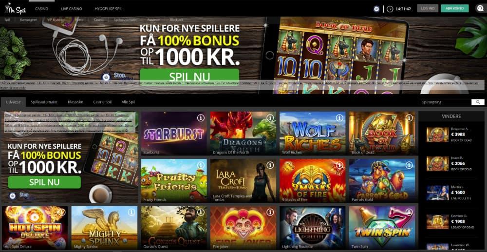Spil Casino Online