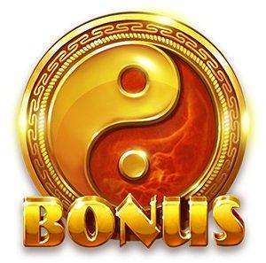 Hong Kong Tower Bonus Symbol i Guld