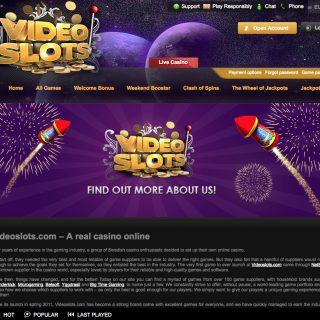 Kontakt VideoSlots