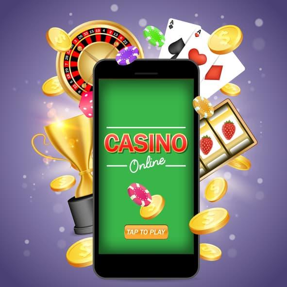 Casino online på app