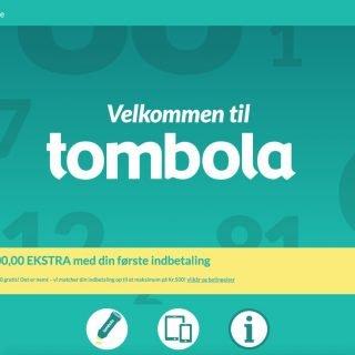 Tombola forside