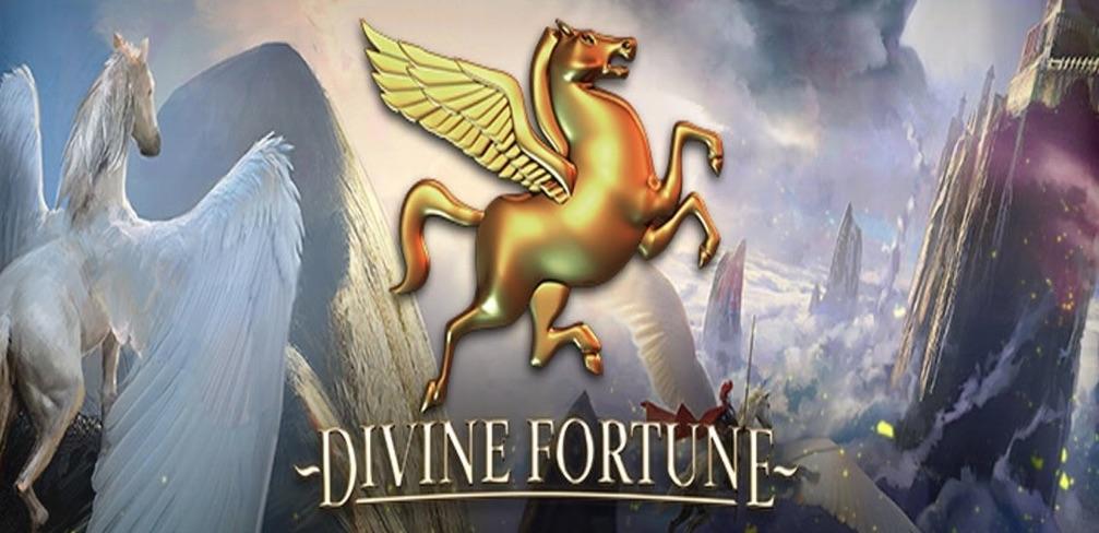 Divine Fortune banner