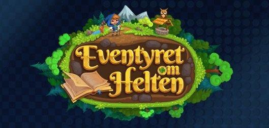 Eventyret om Helten logo