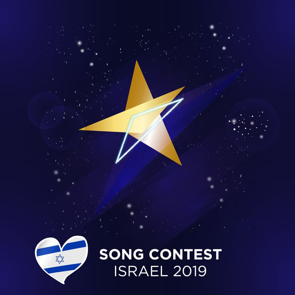 Melodi Grand Prix 2019 logo