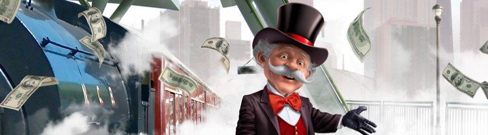 Mand på Billion Casino