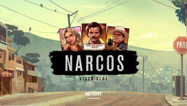 Narcos spilleautomat