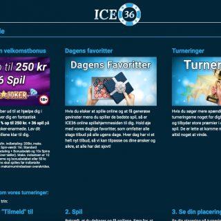 Ice 36 kampagner