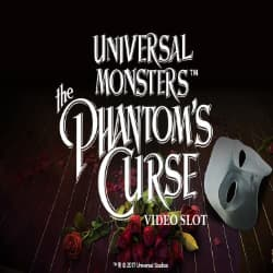 The Phantom's Curse Logo