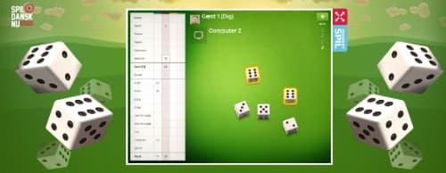 Yatzy SpilDanskNu Casino