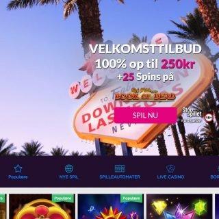 Lucky Vegas forside