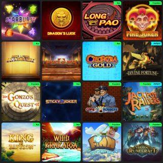 Swift Casino Online Spilleautomater
