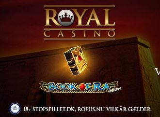 Royal Casino Sommer Velkomstbonus