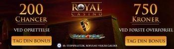 Royal Casino banner