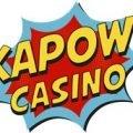 Kapow Casino logo