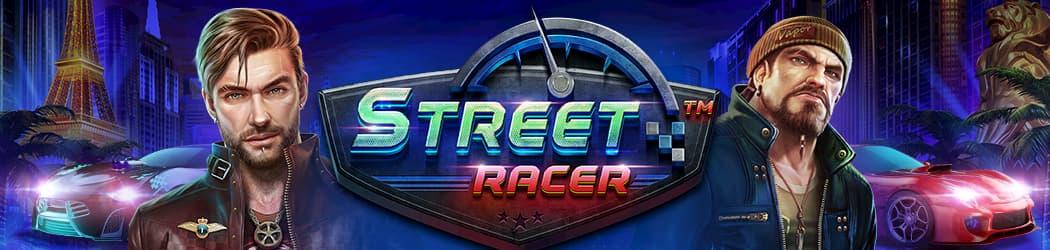 Street Racer Banner