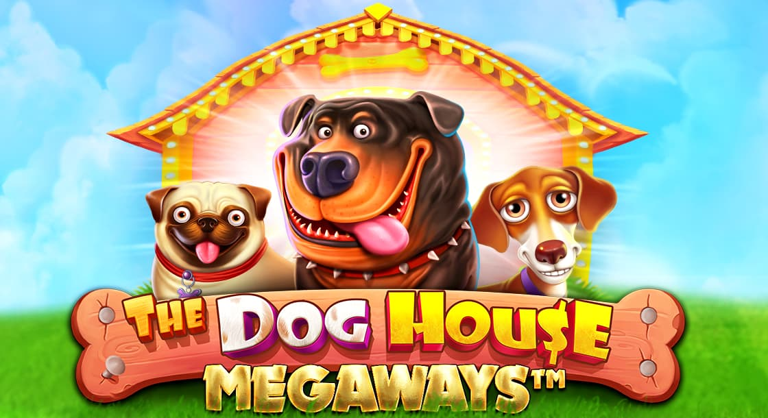 The Dog House Megaways Banner