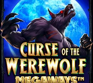 Curse of the WereWolf Megaways Logo