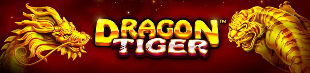 Dragon Tiger Banner