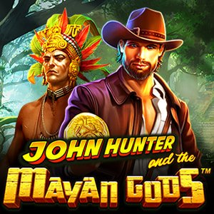 John Hunter and the Mayan Gods Logo