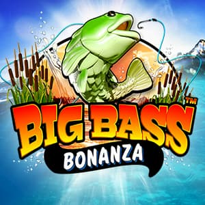 Big Bass Bonanza Logo