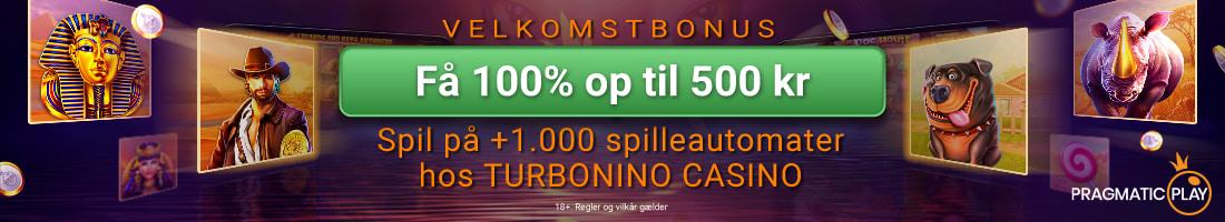 Casino Online Turbonino Banner