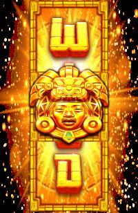 John Hunter and the Mayan God Symbol