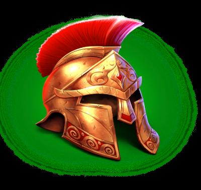 Spartan King symbol