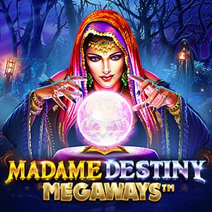 Madame Destiny Megaways Logo