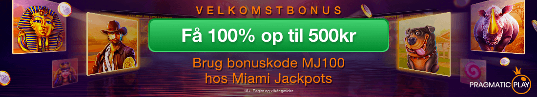 Miami Jackpots Spillemaskiner Bonus