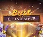 Få 100 Chancer til Bull in a China Shop hos Royal Casino