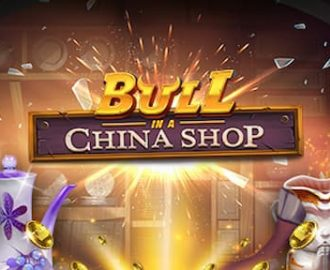 Få 100 Chancer til Bull in a China Shop hos Royal Casino