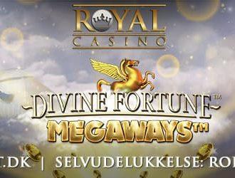 Spin Lykkehjulet og vind Gratis Chancer hos Royal Casino