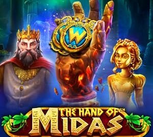 The Hand of Midas Logo