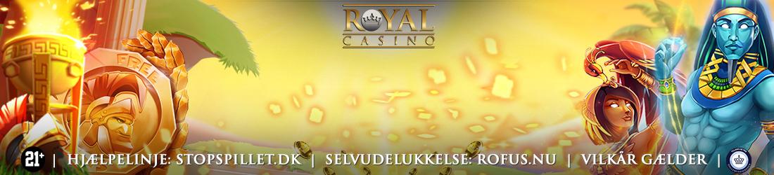 Få 100% deposit match bonus til spritny spilleautomat