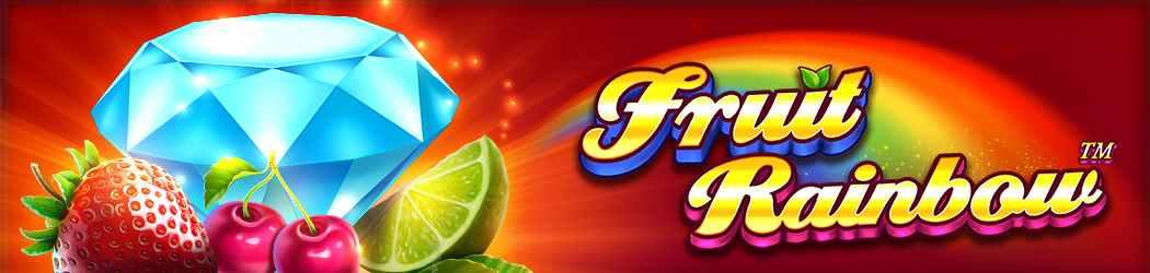 Fejr påsken med Fruit Rainbow fra Pragmatic Play