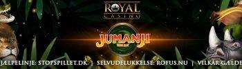Gratis Chancer hos Royal Casino Jumanji Banner