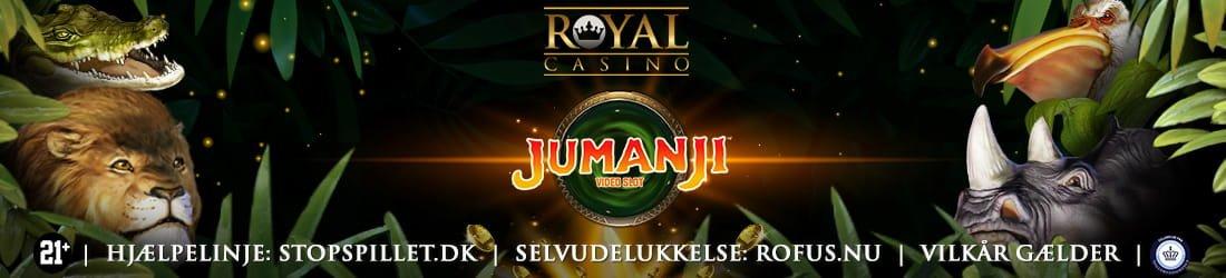 Byd foråret velkommen med Gratis Chancer hos Royal Casino