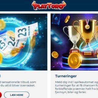 PlayToro Casino Turneringer