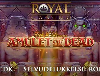 Fejr Royal Casino med en 100% Deposit Match bonus