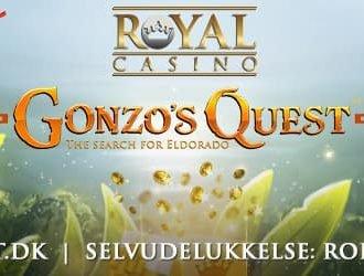 Start ugen med Gratis Chancer til ALLE på Gonzo's Quest