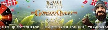 Gratis Chancer til Alle paa Gonzos Quest Banner